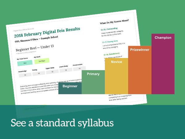 See a standard syllabus